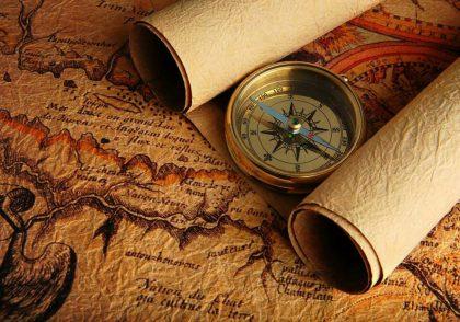 نقشه گنج