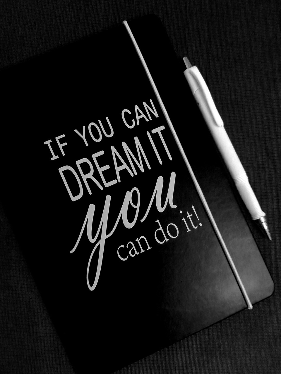 رویاهای بزرگی داشته باشید و به خودتان اجازه رویاپردازی بدهید