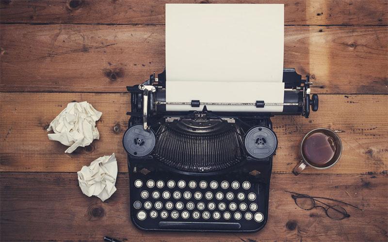 در باب یادگیری نویسندگی