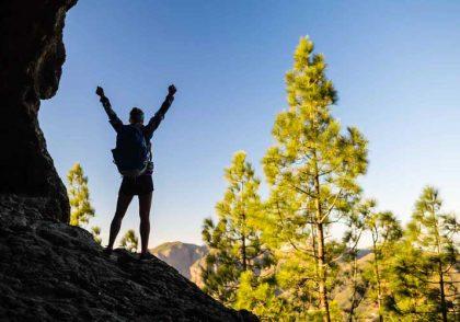 صعود به قله