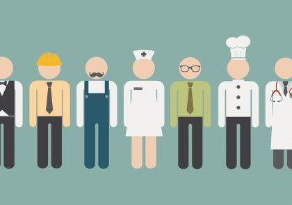 بازار کار شغل دلخواه