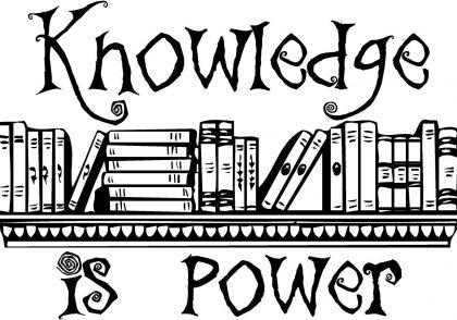 دانش قدرت است