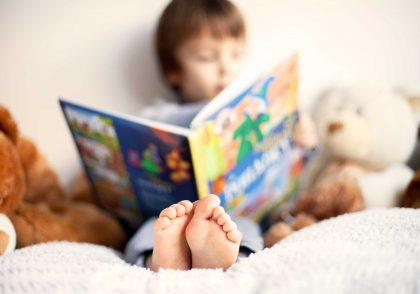 کتابخوانی و یادگیری