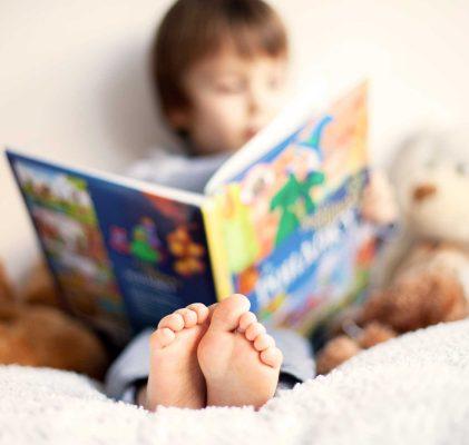 کتابخوانی و یادگیری به کمک آن