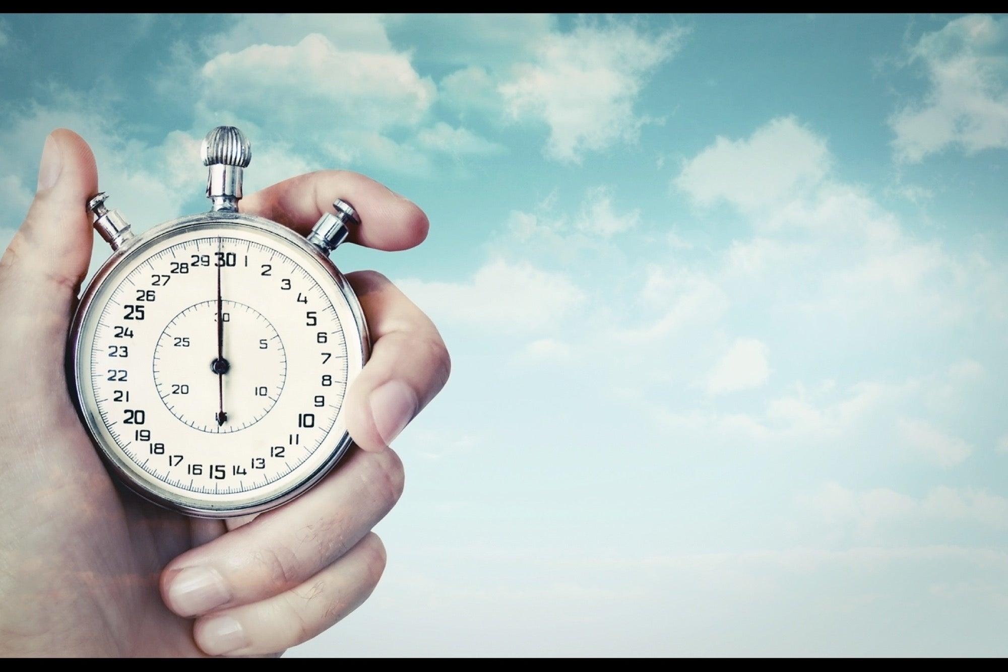 فعالیت بر حسب زمان