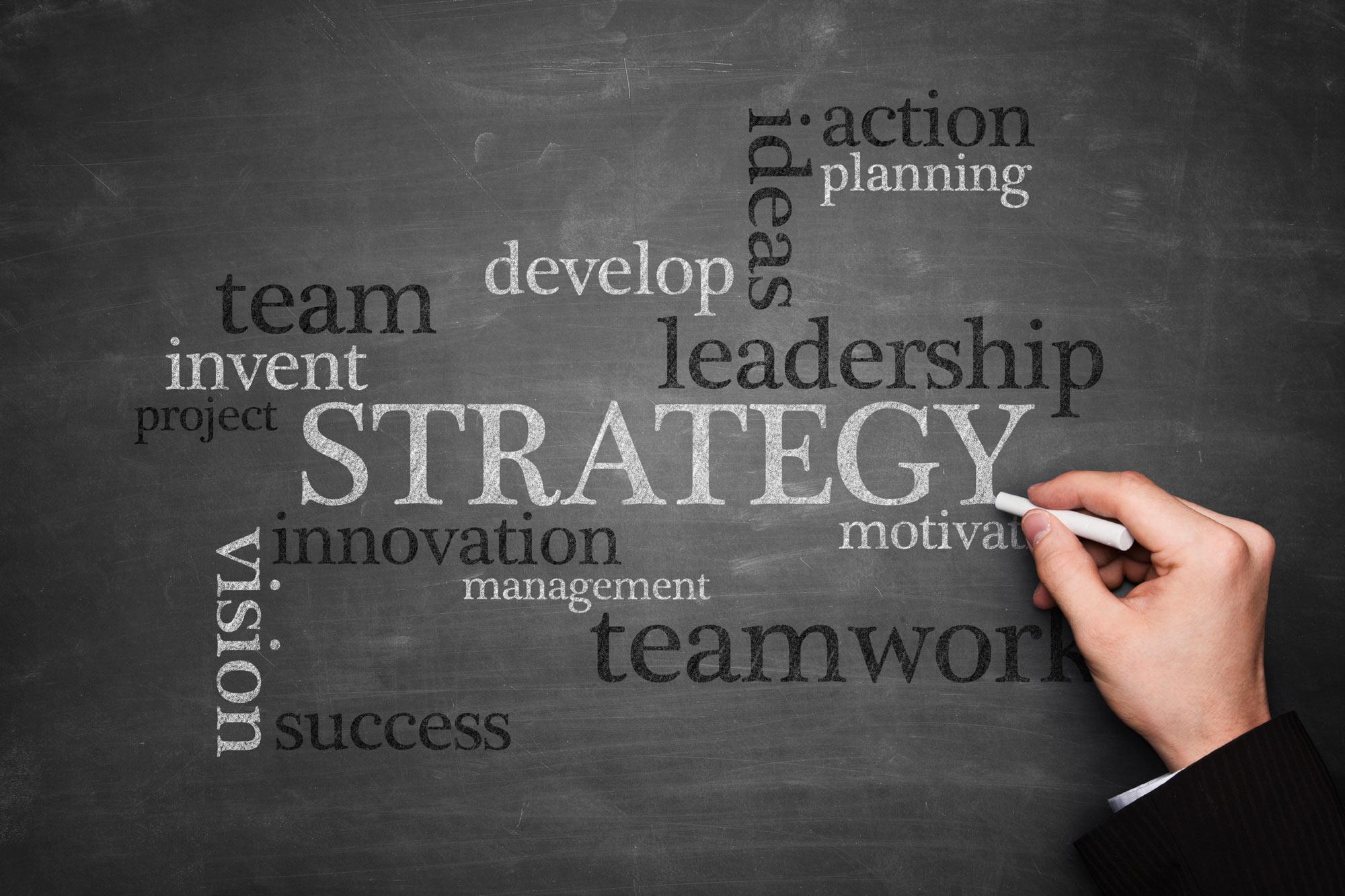 استراتژی برای بنگاه ها
